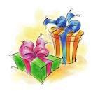 partie cadeaux de blogs en blogs