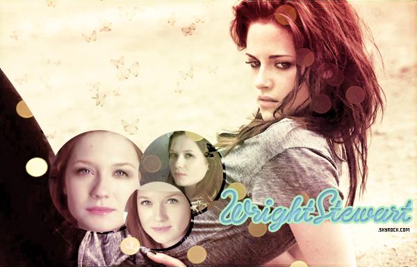 WrightStewart; Ta Toute Nouvelle Source sur les Talentueuses Bonnie Wright et Kristen Stewart.