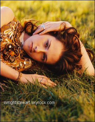 ❛ KRISTEN — Un nouvel outtake de Kristen pour le magazine Teen Vogue 2007 est apparu