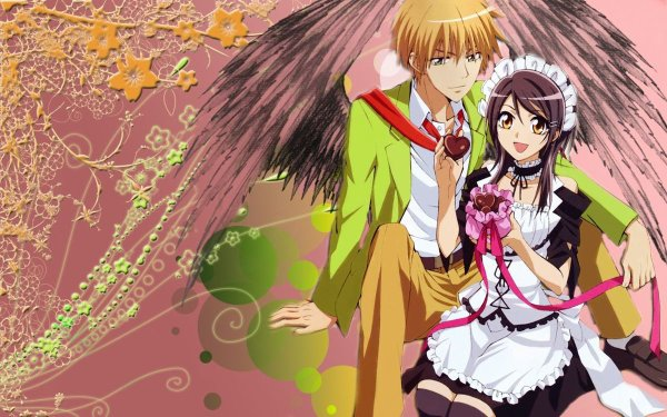 Anime— Kaichou wa maid-sama!