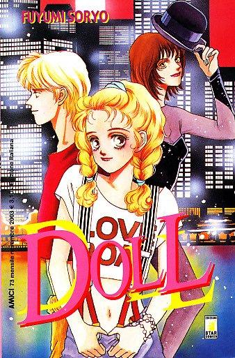 Manga — Doll
