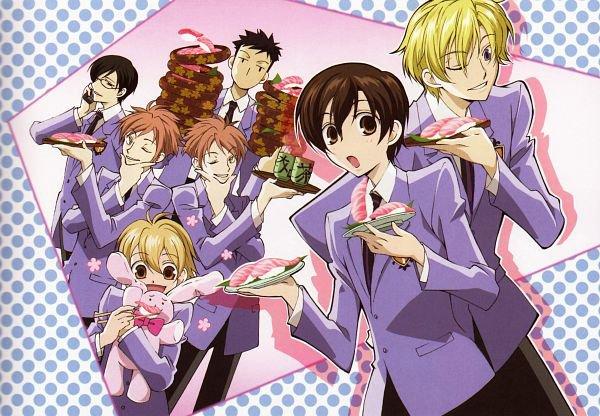 Anime — Ouran High School Host Club