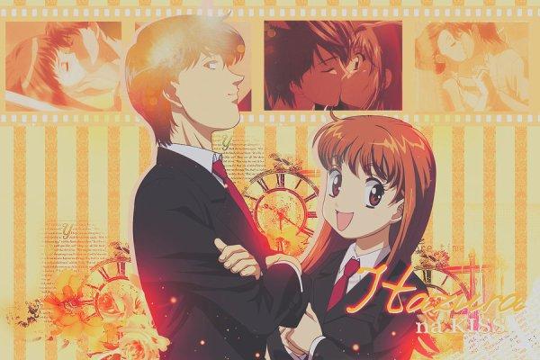 Anime — Itazura na kiss