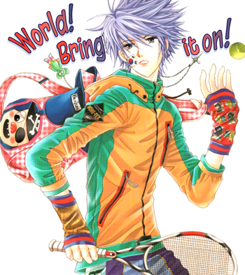 Manhwa — World! Bring it On!