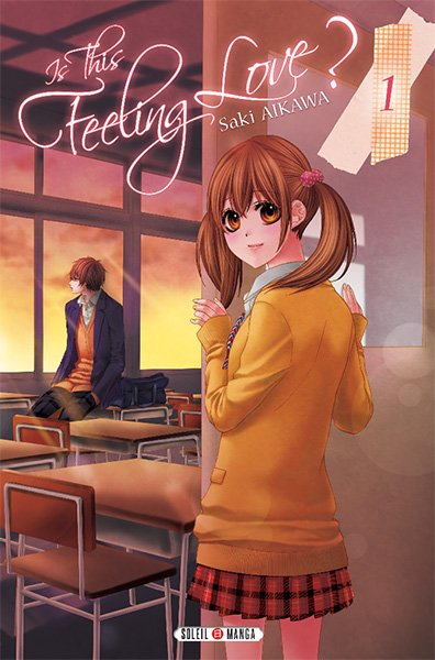 Manga — Is This Feeling Love