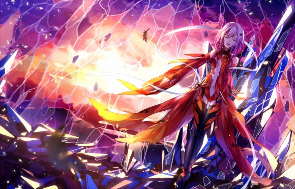 Anime — Guilty Crown