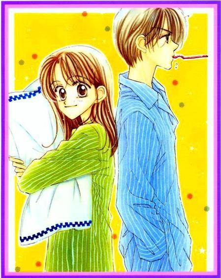Manga — Good Morning Call