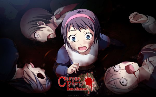 Anime — Corpse Party