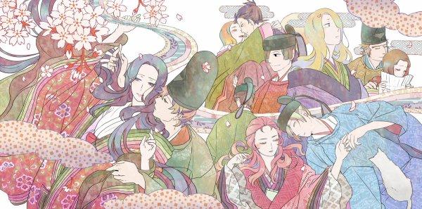 Anime — Chouyaku hyakunin isshu: Uta koi