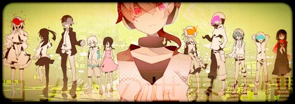 Les différentes catégories des mangas et animes...