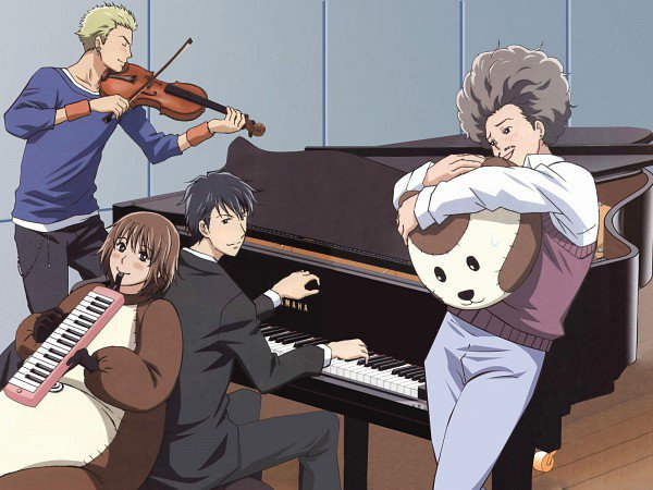 Anime — Nodame Cantabila