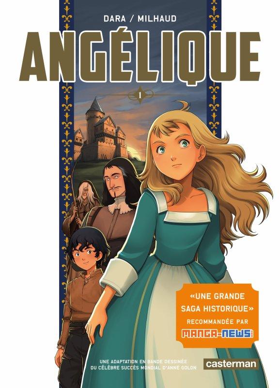 Manga — Angélique
