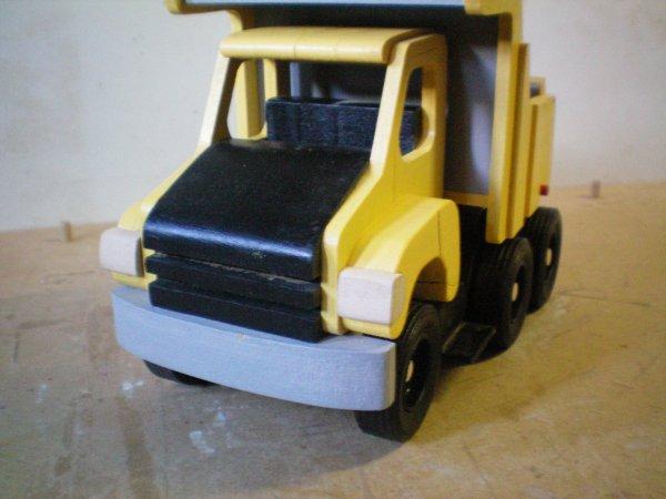 Vlà un camion, y vont faire des travaux ??