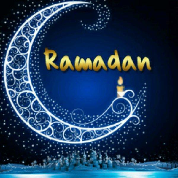 Bon ramadan à vous tous