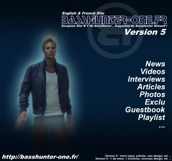 >> BASSHUNTER-ONE.FR : VERSION 5  A DECOUVRIR DES MAINTENANT !!! <<