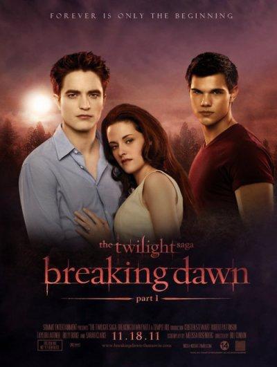 Twilight - Chapitre 4 - Révélation (Partie 1) (Breaking Dawn)