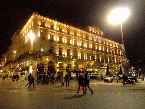 le grand hotel a Bordeaux