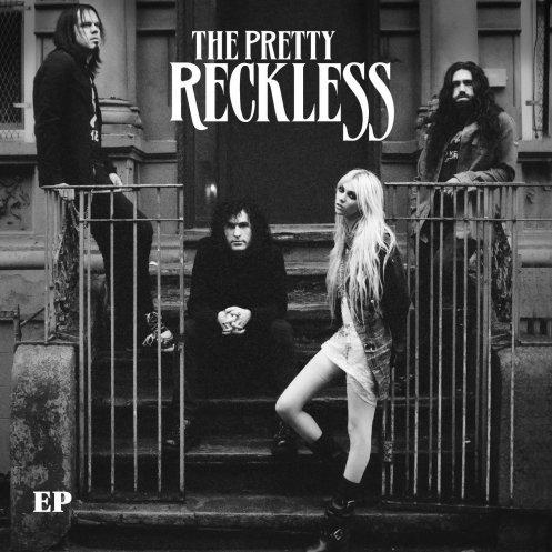 The pretty reckless.