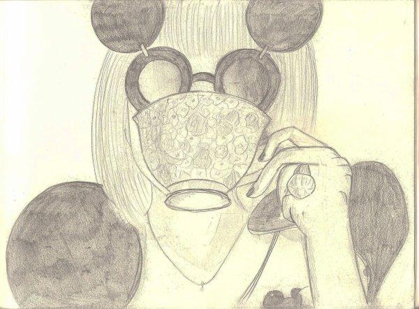 Parce que je sais aussi faire de vrais dessins...