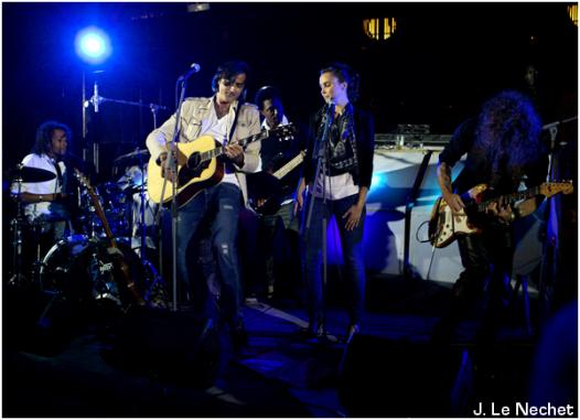 Concert 'UMBI'' 13 novembre 2010.