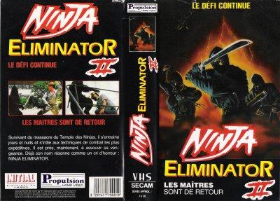 ninja eliminator 2