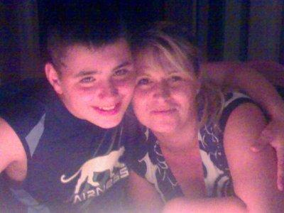 ma soeur peggy et mon fils