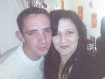 ma petite soeur et son homme Aurélien