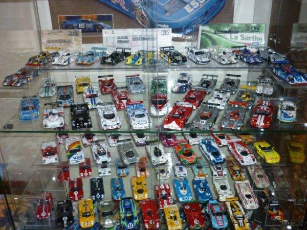 Vitrine Le Mans (Partie 1)