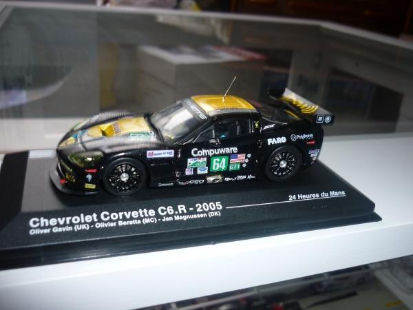 Corvette C6R LM 2009 # 64