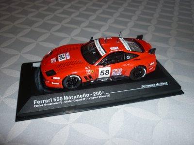 La Ferrari est enfin ... terminée !!