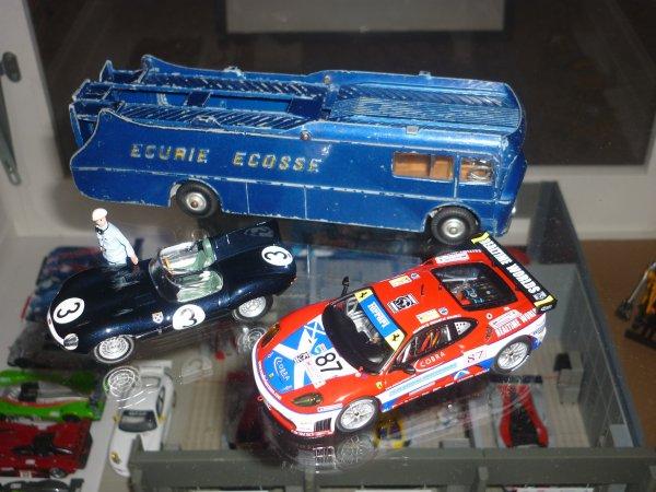 50 années d'Ecurie Ecosse au Mans