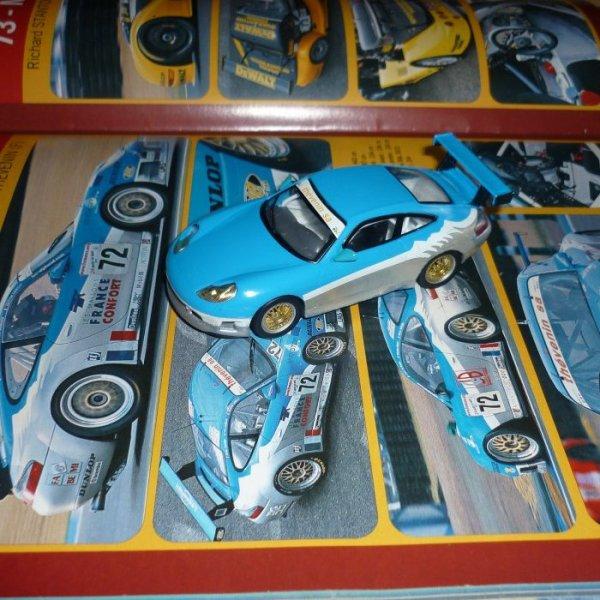 La Porsche avance !!