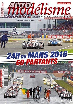 Le Hors Série Le Mans 2016 est arrivé !!