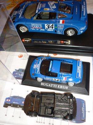 """Le """"chantier"""" de la Bugatti viens de débuter !!"""