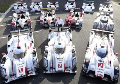 AUDI quitte l'endurance et donc ne sera donc plus ... au Mans