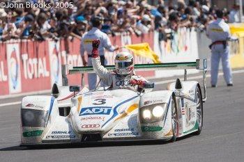 """Tom Kristensen, le nouveau Mr """"Le Mans"""""""