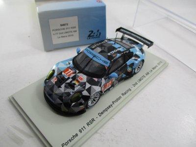 Deux Porsche 911 Mancelles de plus