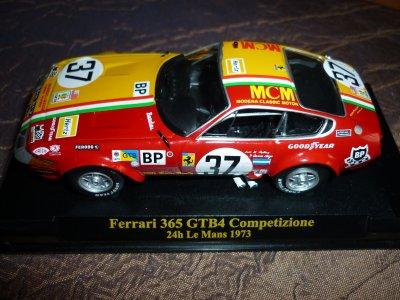 Une Ferrari des années 70'