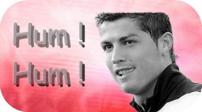 Cristiano Ronaldo !