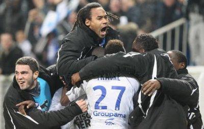 AJ Auxerre - Dijon FCO
