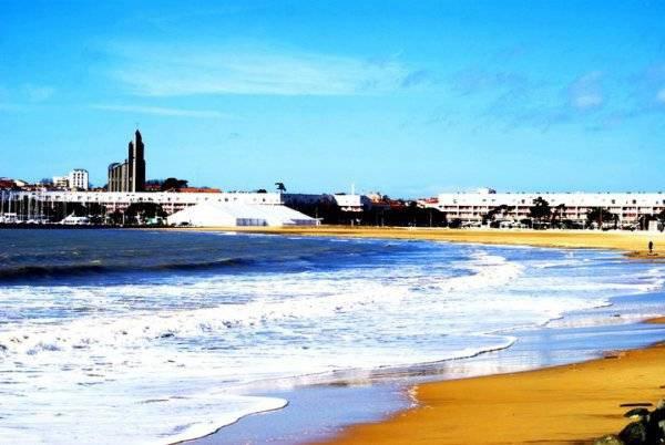 La belle plages de royaisse.