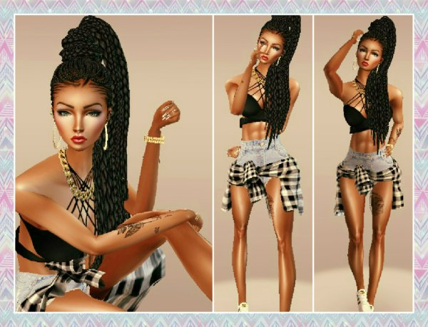 ▲ New Tenue IMVU ▲