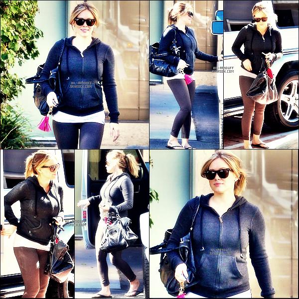 - 02/11/11: Hilary c'est rendu chez son dentiste dans l'aprés-midi  -