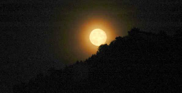 Tristesses de la Lune ...