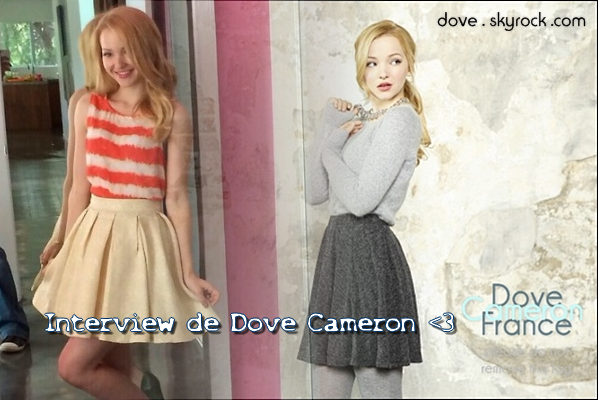 Interview de Dove !