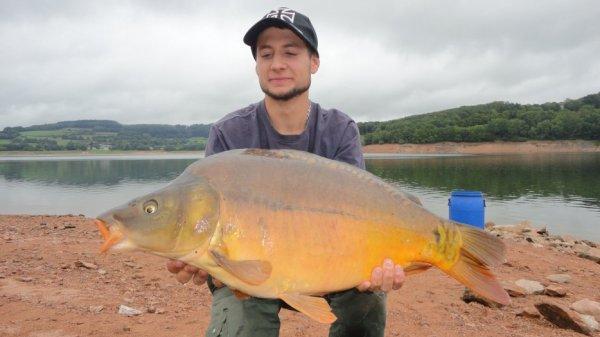 carpefishing-88  a fêté ses 27 ans le 07/05/2018, pense à lui offrir un cadeau. Dim 06 mai 2018 10:53