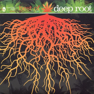 ma derniere acquisition vinyl un pure best of deep roots!!
