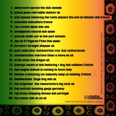 2010: V.A:Revolutionary Dub vibrations chapter 2