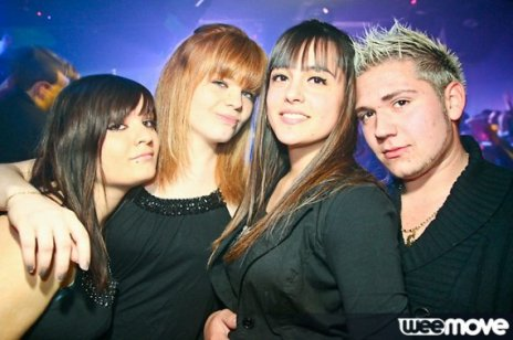 SOirée à La Fabrick le 17/02/2012 LOCA CHICA !!