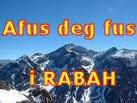 Rabah, avec toi jusqu'à la guérison
